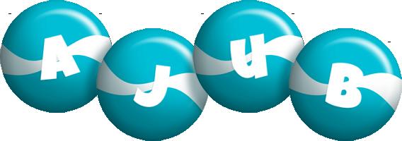 Ajub messi logo
