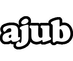 Ajub panda logo