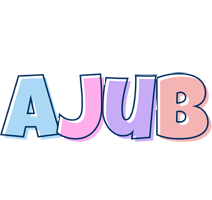 Ajub pastel logo