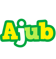 Ajub soccer logo