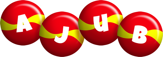 Ajub spain logo