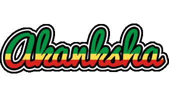 Akanksha african logo
