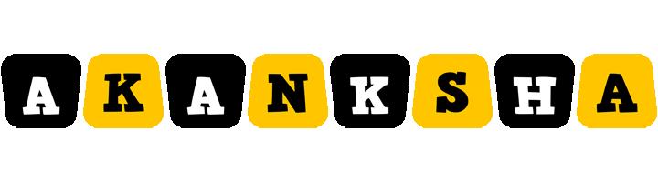 Akanksha boots logo
