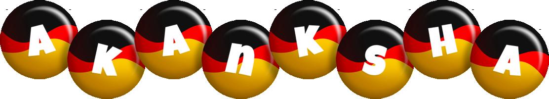Akanksha german logo