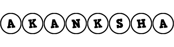 Akanksha handy logo