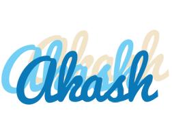 Akash breeze logo