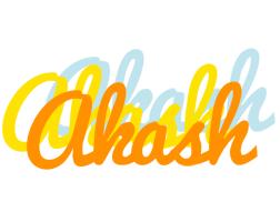 Akash energy logo