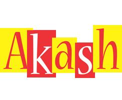 Akash errors logo