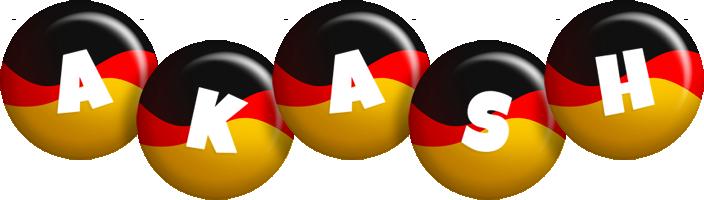 Akash german logo