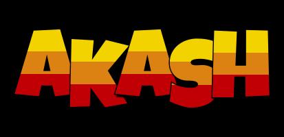 Akash jungle logo