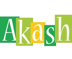 Akash lemonade logo