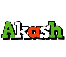 Akash venezia logo