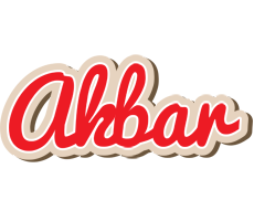 Akbar chocolate logo