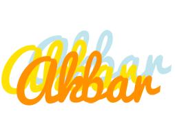 Akbar energy logo