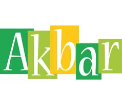 Akbar lemonade logo