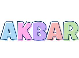 Akbar pastel logo