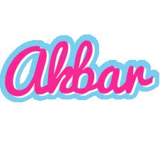 Akbar popstar logo