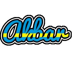Akbar sweden logo