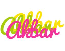 Akbar sweets logo