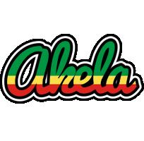 Akela african logo