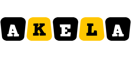 Akela boots logo
