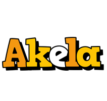 Akela cartoon logo