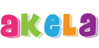 Akela friday logo