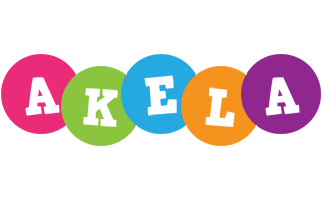 Akela friends logo