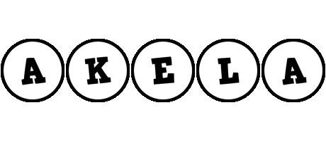 Akela handy logo