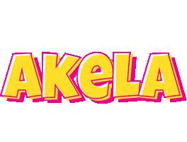 Akela kaboom logo