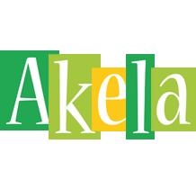Akela lemonade logo
