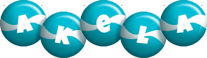 Akela messi logo