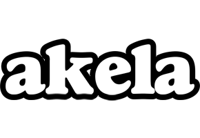 Akela panda logo