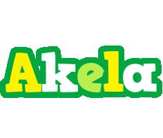 Akela soccer logo