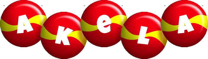 Akela spain logo