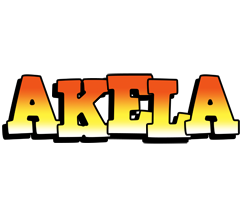 Akela sunset logo