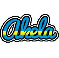 Akela sweden logo