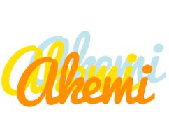Akemi energy logo