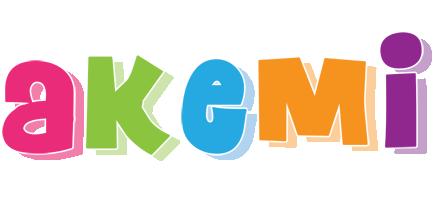 Akemi friday logo