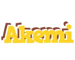 Akemi hotcup logo