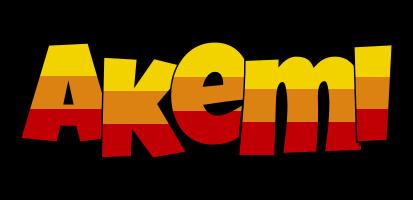 Akemi jungle logo