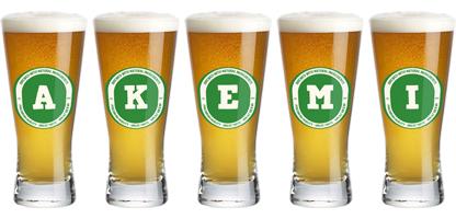 Akemi lager logo