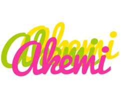 Akemi sweets logo