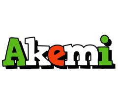 Akemi venezia logo