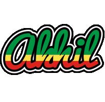 Akhil african logo