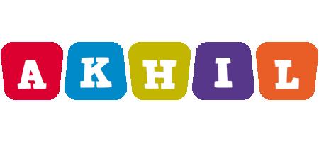 Akhil daycare logo