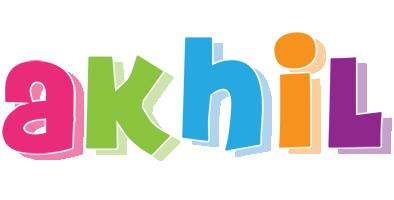 Akhil friday logo