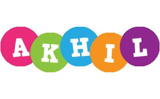 Akhil friends logo