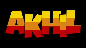 Akhil jungle logo