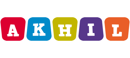 Akhil kiddo logo